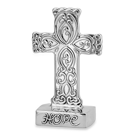 Wilton Armetale® Hope 8-Inch Cross