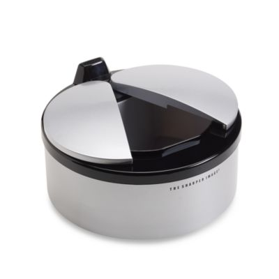 The Sharper Image® Motion-Sensor Activated Pet Bowl