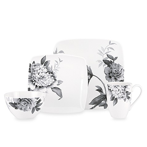 Lenox® Moonlit Garden 4-Piece Square Place Setting