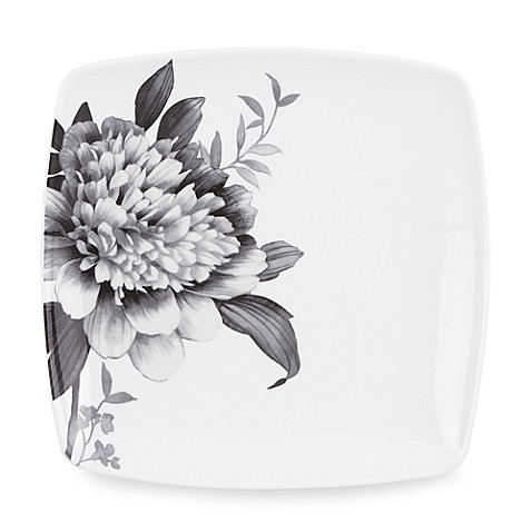 Lenox® Moonlit Garden 9 1/2-Inch Square Accent Plate
