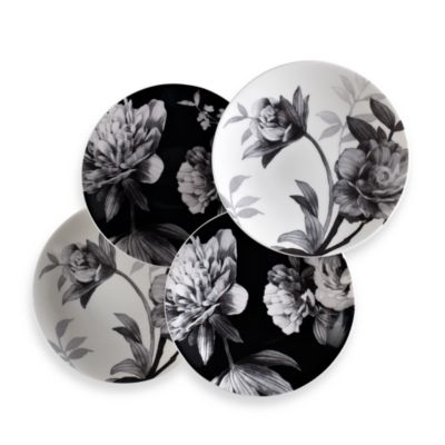 Lenox® Moonlit Garden 5 3/4-Inch Tidbit Plates (Set of 4)