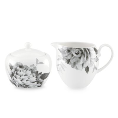 Lenox® Moonlit Garden Sugar & Creamer Set