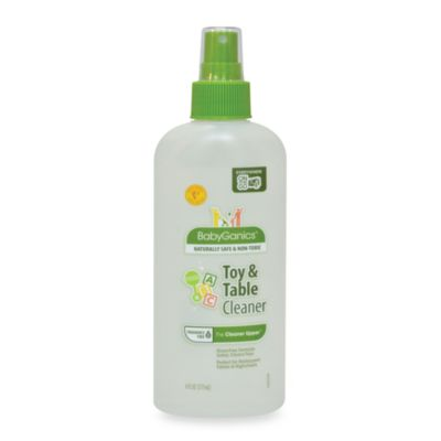 BabyGanics® Toy and High Chair Cleaner 6-Ounce Spray