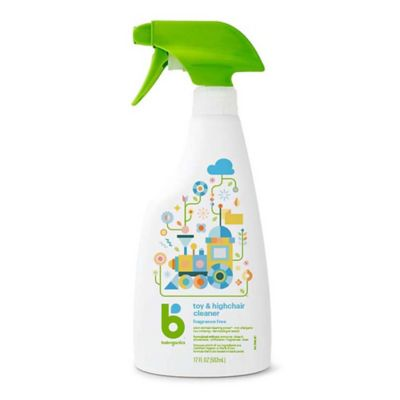 Cleaning Products > BabyGanics® 16-Ounce Toy Cleaner Spray