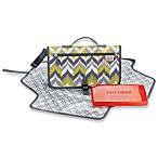 Jonathan Adler for SKIP*HOP® Pronto Diaper Changing Station in Yellow Flame