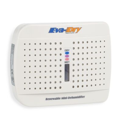 Eva-Dry Renewable Mini-Dehumidifier