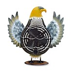 Himalayan Breeze Decorative Eagle Fan