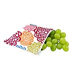 Itzy Ritzy™ Snack Happened™ Reusable & Washable Snack Bag in Fresh Bloom