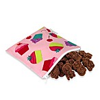 Itzy Ritzy™ Snack Happened™ Reusable & Washable Snack Bag in Cupcake Couture