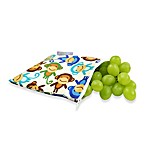 Itzy Ritzy Snack Happened™ Reusable & Washable Snack Bag in Funky Monkey Remix
