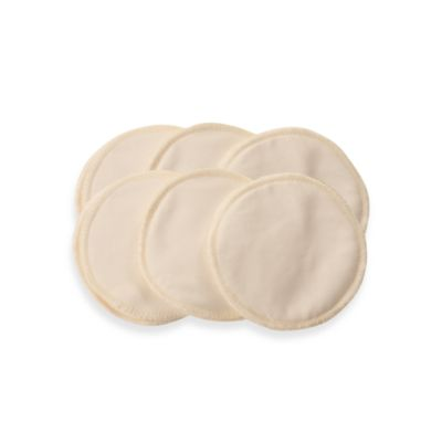 Itzy Ritzy® Glitzy Gals™ Washable Nursing Pads in Natural