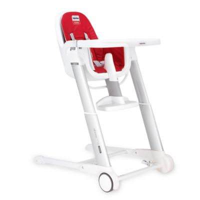 Inglesina® Zuma High Chair - Red/White