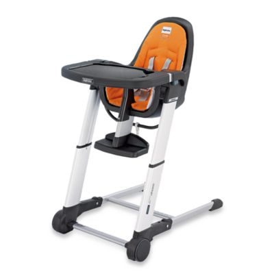 Inglesina® Zuma High Chair in Orange/Grey