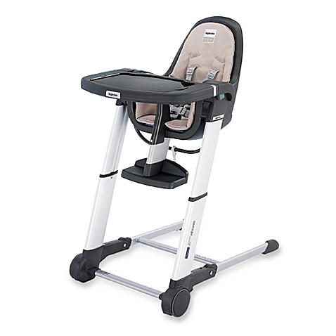 Inglesina Zuma Highchair in Cream/Gray