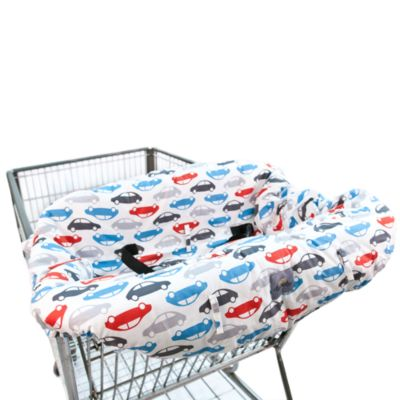 Itzy Ritzy® Ritzy Sitzy™ Shopping Cart & High Chair Cover in Rodeo Drive