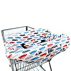 Itzy Ritzy Ritzy Sitzy™ Shopping Cart & High Chair Cover in Rodeo Drive
