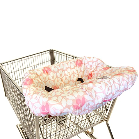 Itzy Ritzy™ Ritzy Sitzy™ Shopping Cart & High Chair Cover - Modern Floral