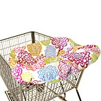 Itzy Ritzy Ritzy Sitzy™ Shopping Cart & High Chair Cover in Fresh Bloom