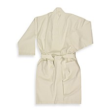 Ultra Spa Collection Baby Waffle Bath Robe - Natural