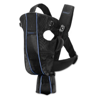 BABYBJORN® Baby Mesh Carrier Original in Black