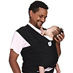 Moby® Wrap Baby Carrier in Black