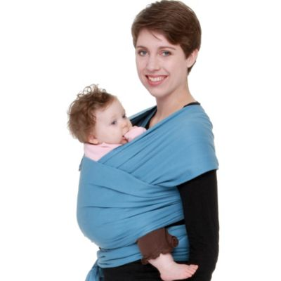 Baby Carriers > Moby® Wrap Baby Carrierin Indigo