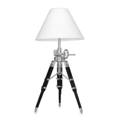 Dimond Lighting Studio 28-Inch to 35-Inch Table Lamp