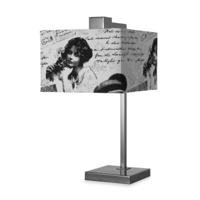 Dimond Lighting Haute Couture Mead 19-Inch Table Lamp