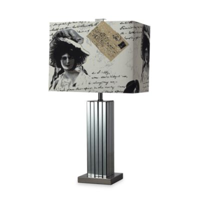 Haute Couture Meade 21-Inch Table Lamp