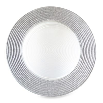 Jay! Silver Charger Plates Charger Plates