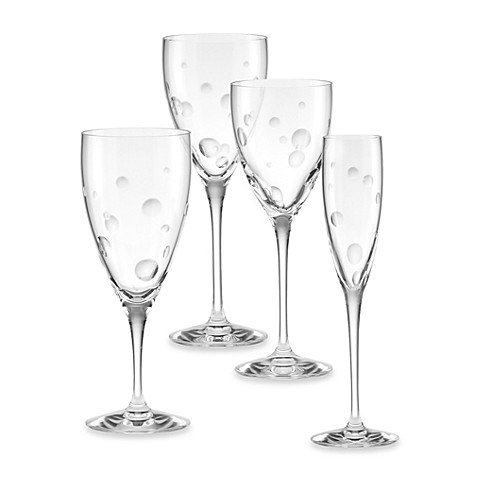 kate spade new york Society Hill™ Stemware