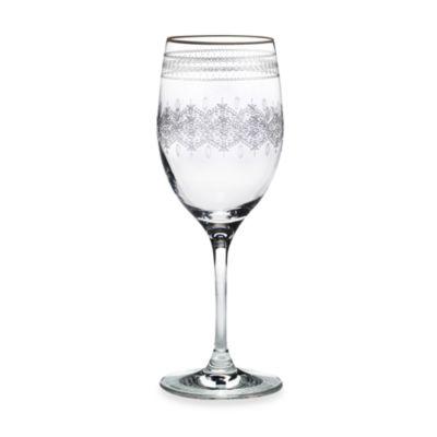 Mikasa® Jewel Band 12-Ounce Wine Glass