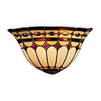 ELK Lighting Diamond Ring 2-Light Sconce in Burnished Copper