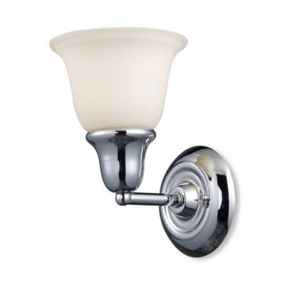 ELK Lighting Berwick 1-Light Sconce in Polished Chrome