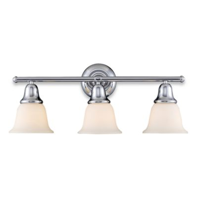 Elk Lighting Berwick 3-Light Vanity in Polished Chrome