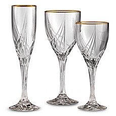 Lenox® Debut® Gold Crystal Stemware