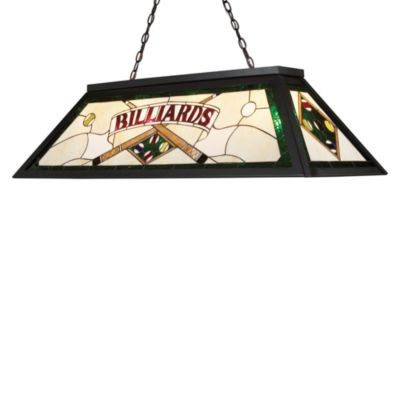 Elk Lighting Tiffany Game Room/ Billiard/Island Light in Tiffany Bronze