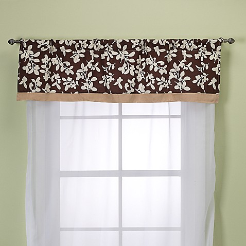 CoCaLo® Pewter Valance