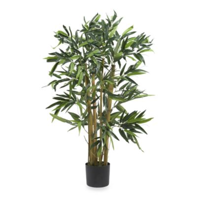 Nearly Natural 3-Foot Biggy Bamboo Silk Tree