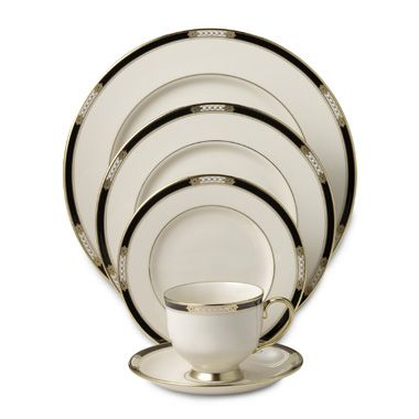Lenox® Hancock™ 5-Piece Place Setting