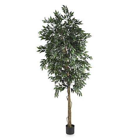 Nearly Natural 6-Foot Smilax Tree