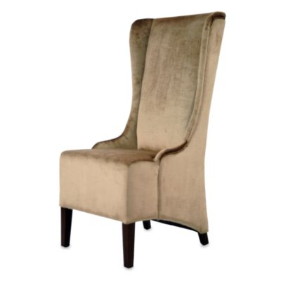 Safavieh Bacall Dark Champagne Dining Chair