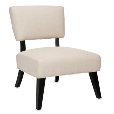 Safavieh Christine Chair - Beige Linen