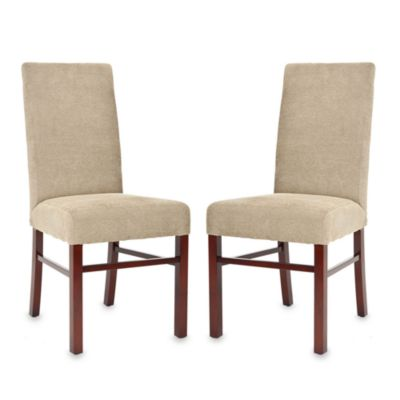 Safavieh Side Chair in Sage (Set of 2)