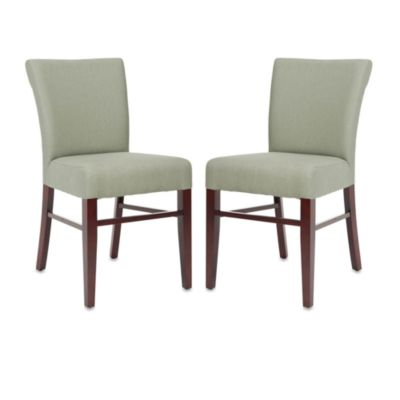 Safavieh Teagon Side Chair in Grey (Set of 2)