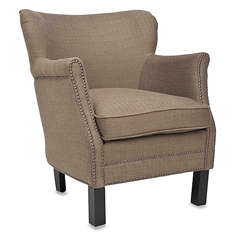 Safavieh Jenny Arm Chair in Brown