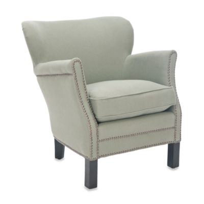 Safavieh Jenny Arm Chair in Gray