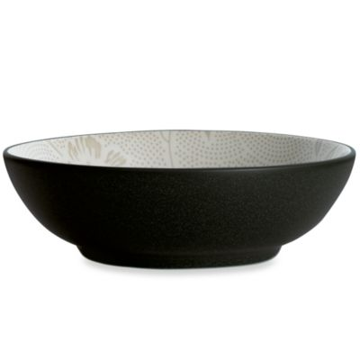 Noritake Colorwave Graphite Bloom 7-Inch Soup Bowl