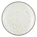 Noritake Colorwave Chocolate Bloom 8 1/4-Inch Coupe Salad Plate