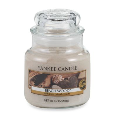 Yankee Candle® Housewarmer® Beach Wood™ Small Classic Candle Jar